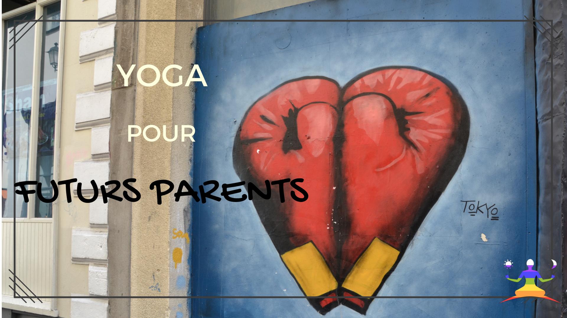 Atelier mensuel : Yoga pour futurs parents