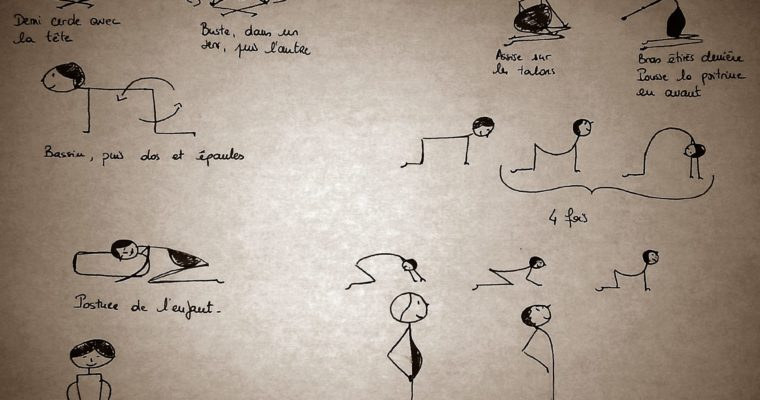 Séquence de Yoga Prénatal